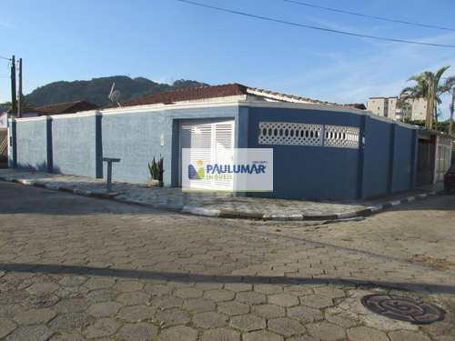 Casa, código 828598 em Mongaguá, bairro Vera Cruz