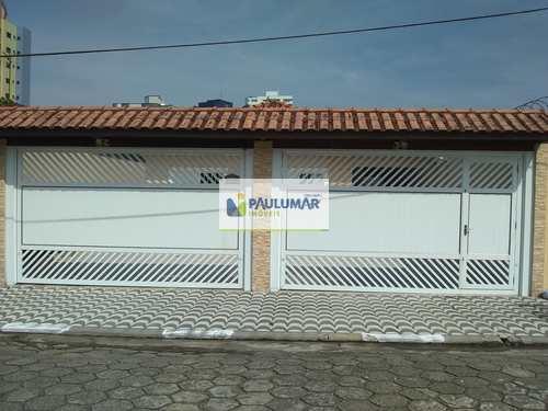 Casa, código 828613 em Mongaguá, bairro Jardim Marina