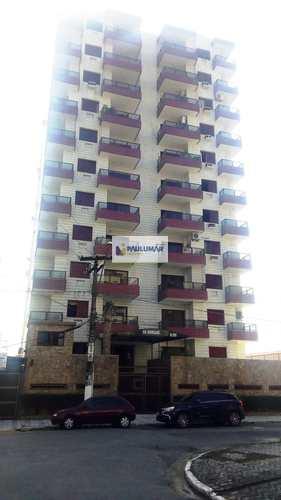 Apartamento, código 828625 em Praia Grande, bairro Guilhermina