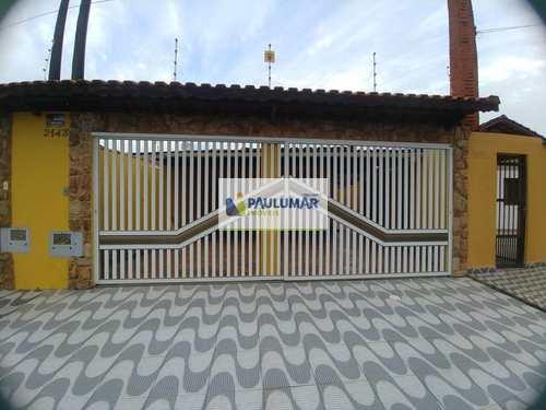 Casa, código 828685 em Praia Grande, bairro Solemar