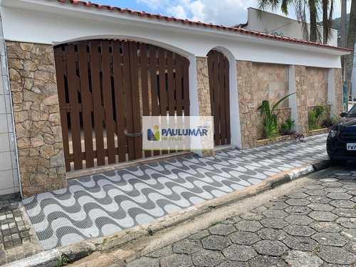 Sobrado, código 828704 em Mongaguá, bairro Vila São Paulo