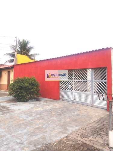 Casa, código 828707 em Mongaguá, bairro Agenor de Campos