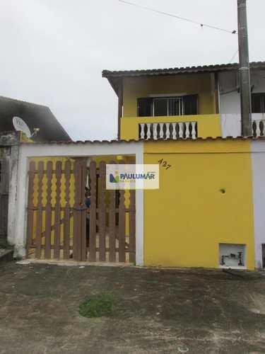 Sobrado, código 828717 em Mongaguá, bairro Itaguai