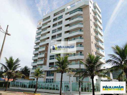Apartamento, código 828745 em Mongaguá, bairro Jardim Marina