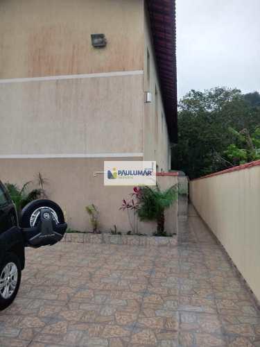 Sobrado, código 828775 em Mongaguá, bairro Balneário Palmeiras
