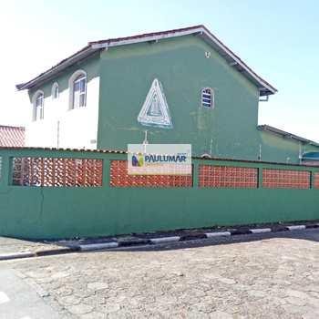 Sobrado em Mongaguá, bairro Jardim Aguapeu
