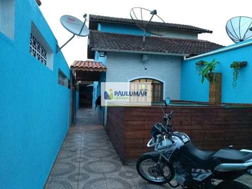 Sobrado, código 828844 em Mongaguá, bairro Balneário Itaóca