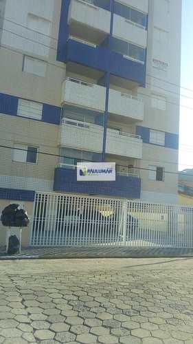 Apartamento, código 828855 em Mongaguá, bairro Centro