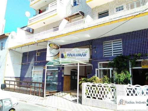 Apartamento, código 828875 em Mongaguá, bairro Centro