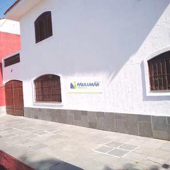 Sobrado em Mongaguá, bairro Itaguaí