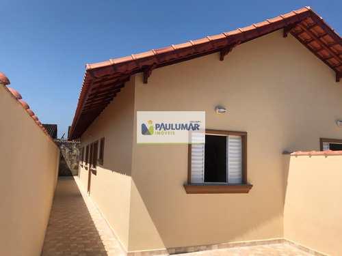 Casa, código 828960 em Mongaguá, bairro Itaguaí