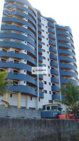 Apartamento, código 828971 em Mongaguá, bairro Vila Vera Cruz
