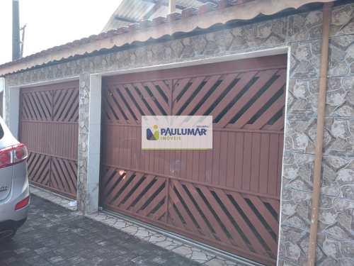 Casa, código 828976 em Mongaguá, bairro Balneário Itaóca