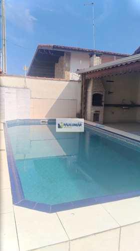 Casa, código 829005 em Praia Grande, bairro Jardim Imperador
