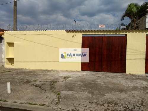 Casa, código 829007 em Mongaguá, bairro Balneário Itaguai