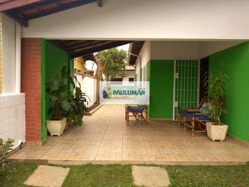 Casa, código 829065 em Praia Grande, bairro Solemar
