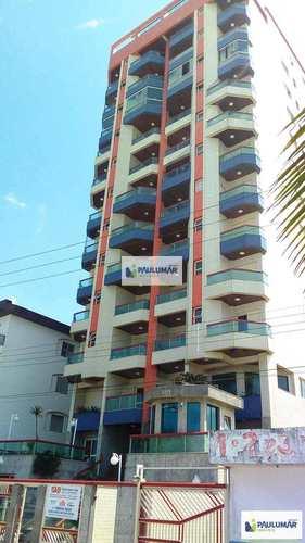 Apartamento, código 829072 em Mongaguá, bairro Centro