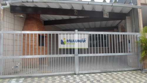 Casa, código 829089 em Praia Grande, bairro Solemar