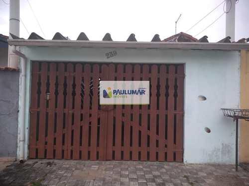 Casa, código 829120 em Mongaguá, bairro Balneário Itaóca