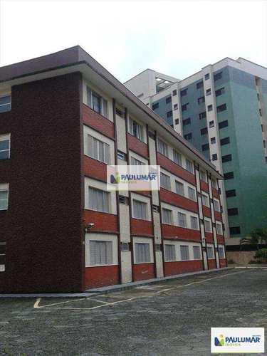 Apartamento, código 829121 em Mongaguá, bairro Centro