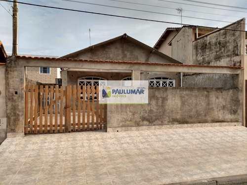 Casa, código 829131 em Mongaguá, bairro Balneário Itaóca