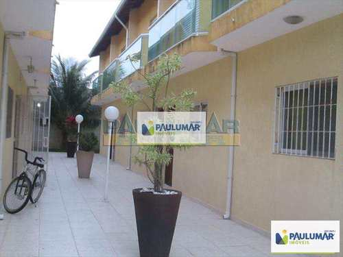 Casa de Condomínio, código 829205 em Mongaguá, bairro Jardim Praia Grande