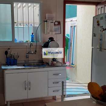 Casa de Condomínio em Mongaguá, bairro Jardim Praia Grande