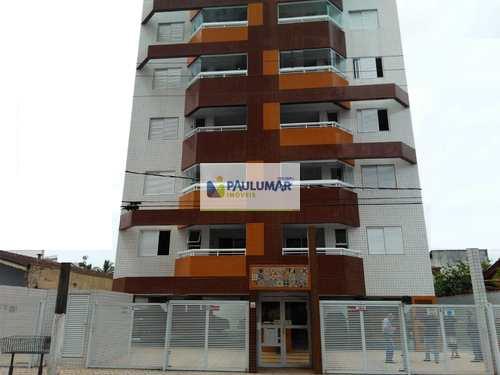 Apartamento, código 829236 em Mongaguá, bairro Jardim Marina