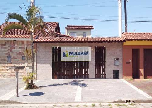 Sobrado, código 829287 em Mongaguá, bairro Balneário Flórida Mirim