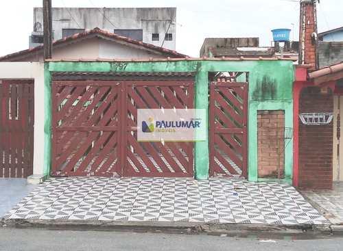 Casa, código 829295 em Mongaguá, bairro Agenor de Campos