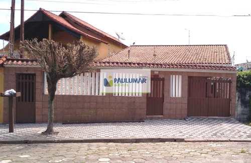 Casa, código 829303 em Mongaguá, bairro Agenor de Campos