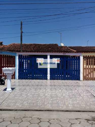 Casa, código 829304 em Mongaguá, bairro Balneário Itaguai