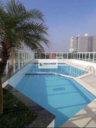 Apartamento, código 829355 em Mongaguá, bairro Centro