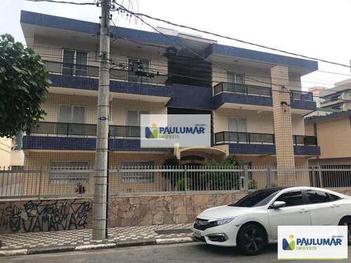 Apartamento, código 829361 em Mongaguá, bairro Centro