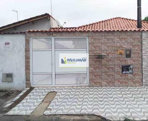 Casa, código 829411 em Mongaguá, bairro Balneário Flórida Mirim