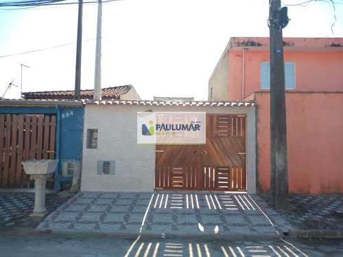 Casa, código 829540 em Mongaguá, bairro Balneário Santa Eugênia