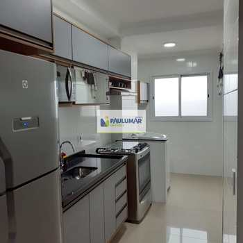 Apartamento em Mongaguá, bairro Vila Anhanguera