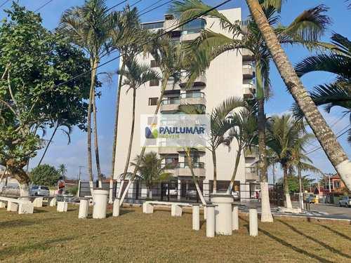Apartamento, código 829593 em Mongaguá, bairro Itaóca