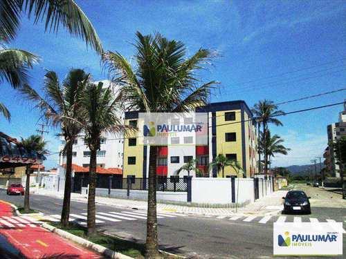 Apartamento, código 829664 em Mongaguá, bairro Jardim Praia Grande