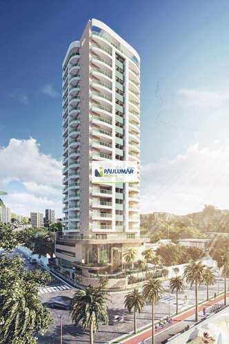 Apartamento, código 829696 em Mongaguá, bairro Jardim Marina