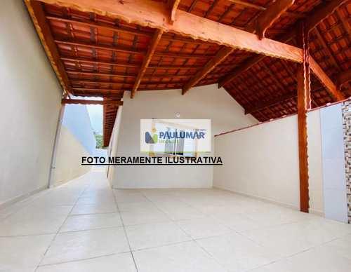Casa, código 829729 em Mongaguá, bairro Vila Oceanopolis
