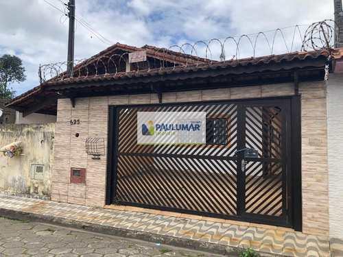Casa, código 829747 em Mongaguá, bairro Jardim Praia Grande