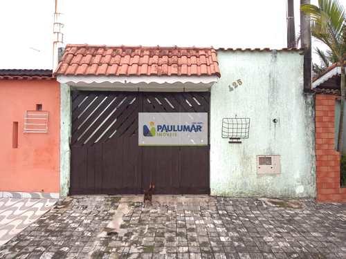 Casa, código 829757 em Mongaguá, bairro Balneário Santa Eugênia