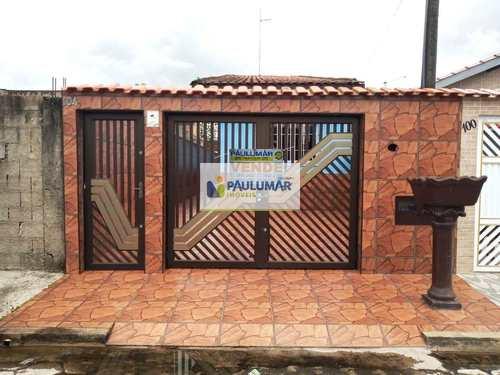 Casa, código 829807 em Mongaguá, bairro Vila Atlântica