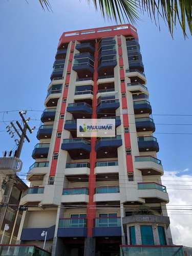 Apartamento, código 829815 em Mongaguá, bairro Centro