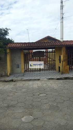 Casa, código 829832 em Mongaguá, bairro Vila Oceanopolis
