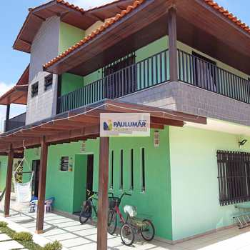 Sobrado em Mongaguá, bairro Balneário Flórida Mirim