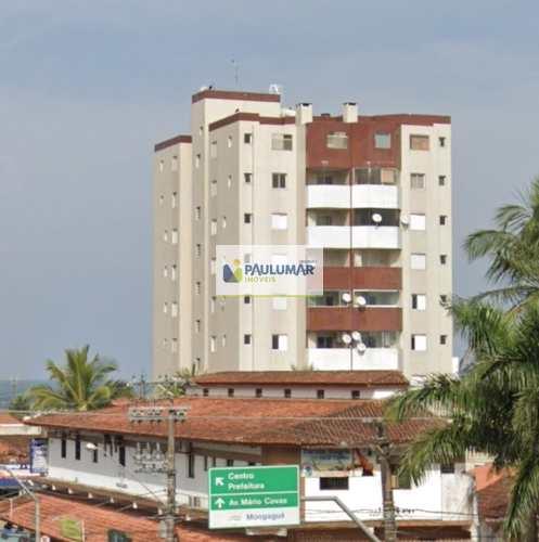 Apartamento, código 829975 em Mongaguá, bairro Vila Vera Cruz
