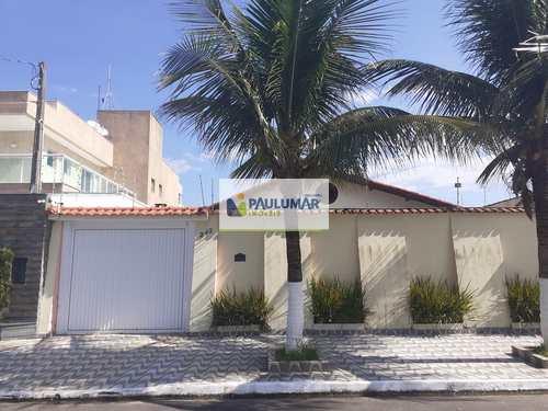 Casa, código 830066 em Praia Grande, bairro Balneário Flórida