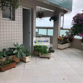 Cobertura em Mongaguá, bairro Jardim Aguapeu